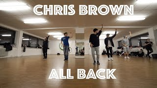 Chris Brown - All Back  Dance | Choreographie von Hai | Kurs Video