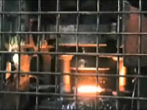 Çelik Dövme Hattı - Flanş Dövme Hattı - 2500 Ton Robotlu Otomatik Pres ve Isıtma Fırını