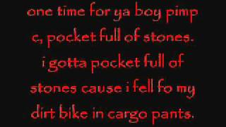Good to go by Yelawolf Feat. Bun B Lyrics on Screen