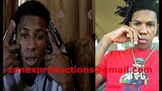NBA YoungBoy RESPONDS to Gee Money Death/Killing by Celebrating!