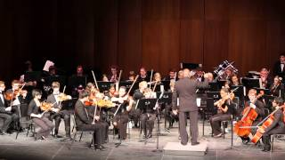 Livonia Youth Philharmonic • Variations on a Shaker Melody