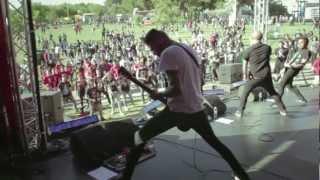 Compacto 25 e 26 de Maio @ Rock in Rio - Lisboa 2012