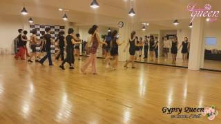 Gypsy Queen Line Dance