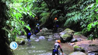 Canyoning - Azores Islands