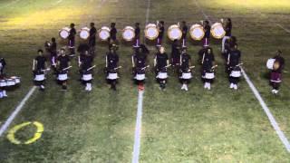 """Sudden Impact Drumline (2015) """"Spirit Groove"""""""