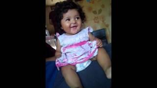 La bebe mas feliz kataleya