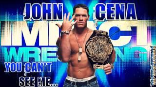 "(NEW) 2014: John Cena 3rd TNA Theme Song ► ""Basic Thuganomics V2""(Remix) + DLᴴᴰ"