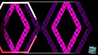 Geometry Dash - Fairydust by SuperPizzaLui (Demon) Complete (Live)