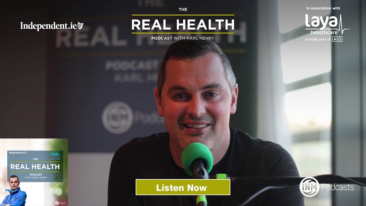 Real Health Podcast : How to Eat, Drink and Stay Healthy over Christmas