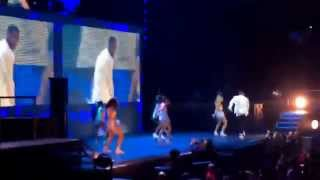 Trey Songz - Heart Attack | 2 Reasons | Say Aah | Bottoms Up (Philly - 2/18/2015)