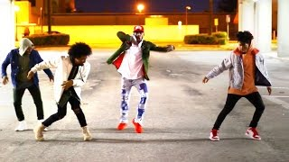 Chris Brown - Party ft. Usher, Gucci Mane | Choreography by D3Mstreet X Krypto9095