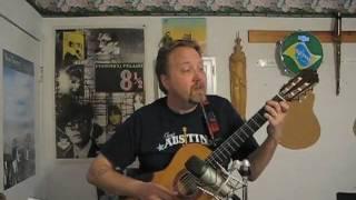 Falando de Amor - Jobim - English Version by Paul Sonnenberg