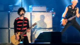 Green day :STRAY HEART live Rock in roma