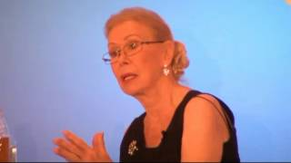 Louise Hay and Patricia Crane in UK