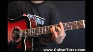 Crowded House - Don't Dream It's Over, by www.GuitarTutee.com