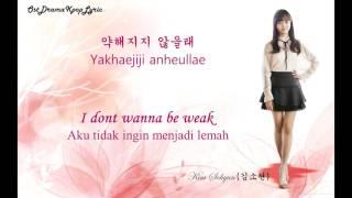 [LYRIC] Kim Sohyun (김소현) – 꿈 (Dream) Let's Fight Ghost OST Part 5 [HAN/ROM/ENG/IND]