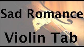 How to Play Sad Romance on the violin