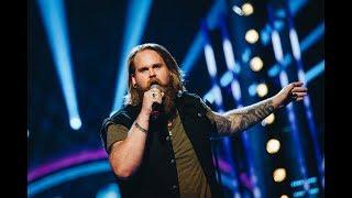 Chris Kläfford sjunger Radioactive i Idols kvalfinal - Idol Sverige (TV4)