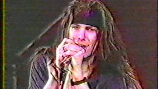 Age Of Electric - Hard to Handle   Live at Rylys Saskatoon 1990