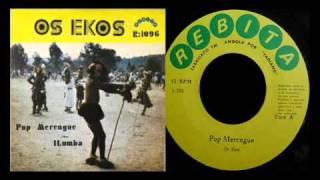 Os Ekos : Pop merengue