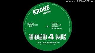 Marco Corona ''Good 4 Me''