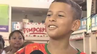 Escolas mirins do Rio de Janeiro preparam desfile com enredos inspirados