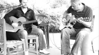 Gus Fafalios (guitarist) & Chris Barczynski (singer)