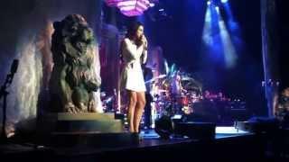 "Lana Del Rey ""Born to Die"" Live in Luxemburg 30/04/2013"