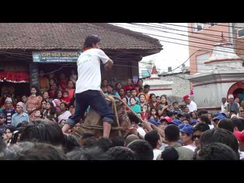 Red Machhendranath festival 2011- NEPAL ネパール