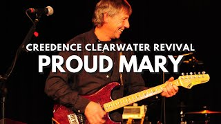 Proud Mary (Creedence Clearwater Revival) - ROCK REVIVAL BAND live