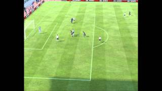 Fifa 12 Valencia vs. Madrid Atletico/ Tino Costa nice goal