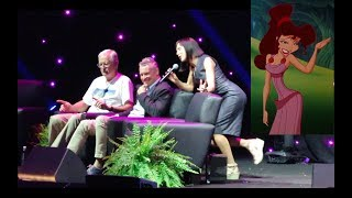 "Susan Egan sings ""I Won't Say (I'm in Love)"" from Hercules at D23 Expo 2017"
