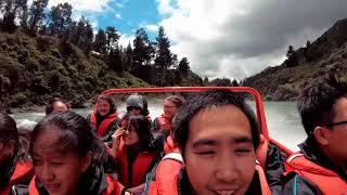 New Zealand - Hanmer Springs Jet Boat