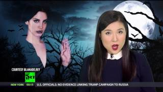 I put a spell on… Trump: US witches conjure up their best to drive president out of office