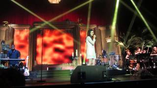 Lana Del Rey - Young & Beautiful (Live) Paradise Tour Amsterdam HD