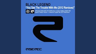 You See The Trouble With Me (J-Reverse Radio Mix 2012 Rebounce)