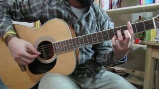 Guaranteed - Eddie Vedder (cover)