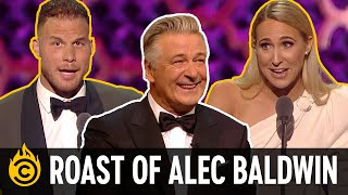 The Harshest Burns That Didn't Make It to Air - Roast of Alec Baldwin