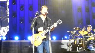 Nickelback -  If Today Was Your Last Day. Live HD