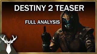 Destiny 2: Last Call Teaser - Full Breakdown and Analysis