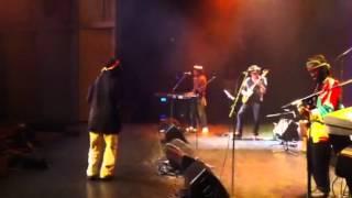 King Selah of House of David Gang 'Reggae Warrior' live @ P