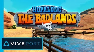 Hopalong: The Badlands | From the Future