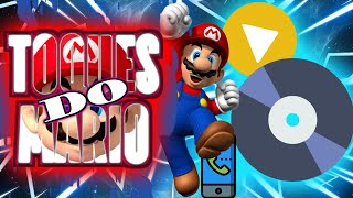TOQUES DO MARIO PARA O SEU CELULAR [PACKS]#17