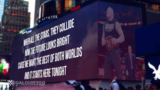 """2018: WWE Network Promo Theme Song - """"The Best of Both Worlds"""" with download link and lyrics!"""