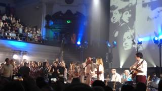 "Belle & Sebastian - ""The Boy With The Arab Strap"" live @ Methodist Central Hall May 12th"