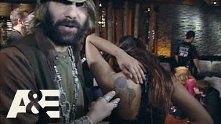 Criss Angel Mindfreak: Loyal Tattoo Girl | A&E