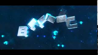 FREE Epic 3D Dubstep Intro Template #17 (Готовое 3D интро,интро для канала онлайн)