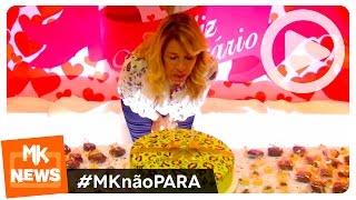 Cristina Xisto - Aniversário na MK Music (#MKnãoPARA)