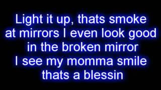 Lil Wayne ft. Bruno Mars - Mirror LYRICS - HD best sound