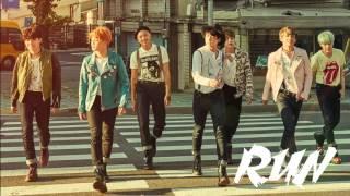 [MP3] BTS 방탄소년단 - RUN Teaser